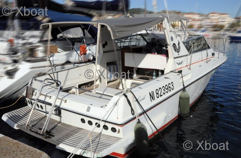 Silver star used motorboat advert for sale from the boat broker