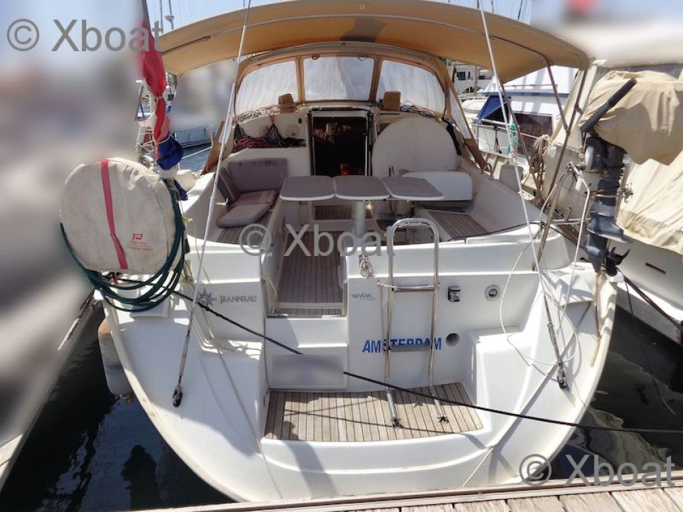 Sailboat Jeanneau Sun Odyssey 40 Ds Used Sailboat Advert For
