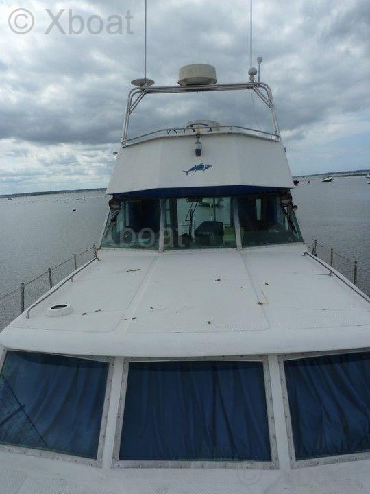 Motorboat MOONRAKER MARINE - MOONRAKER - Used Motorboat